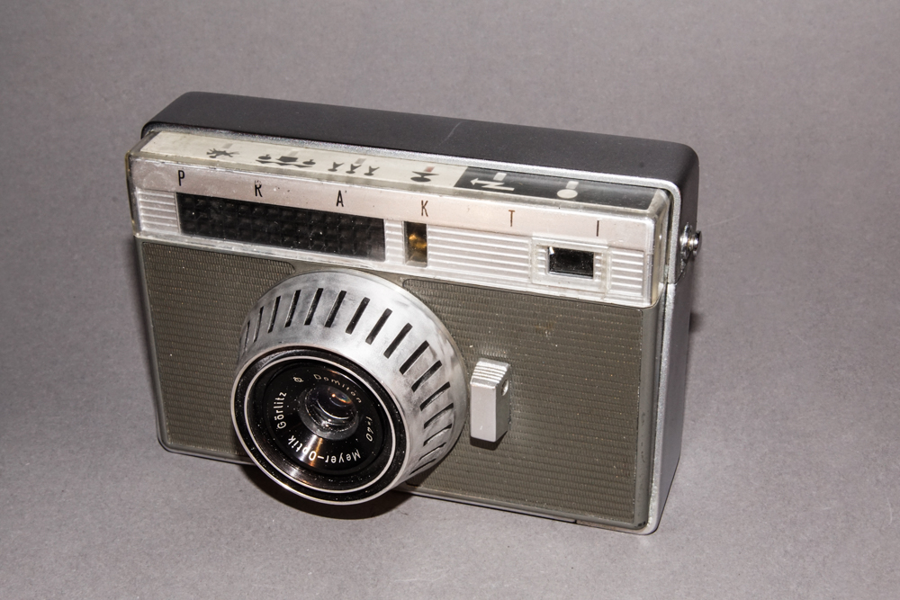 erste kodak kamera